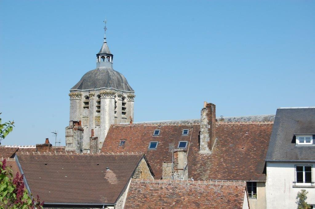 L'église Saint-Sauveur de Bellême