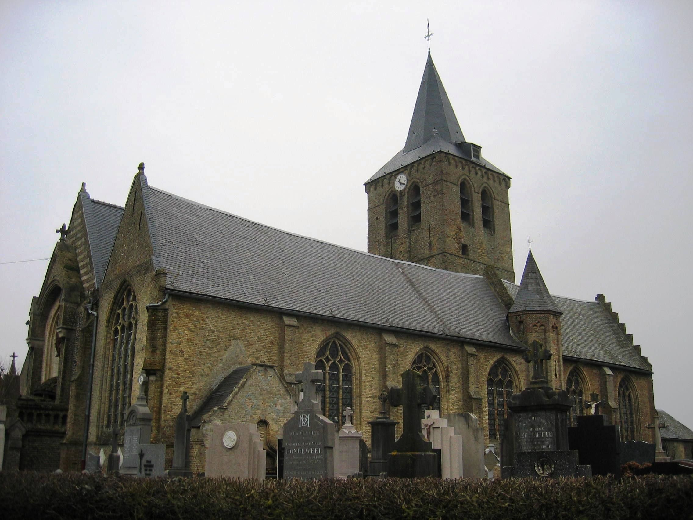 Eglise Saint-Martin de Steene