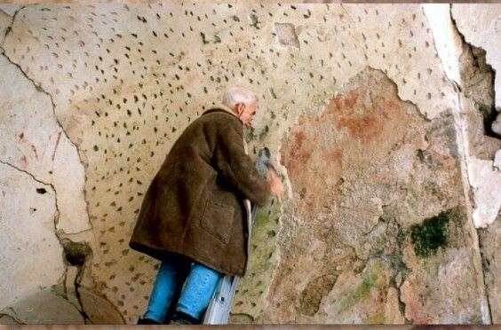 Mise à jour des peintures murales de l'église de Taxat