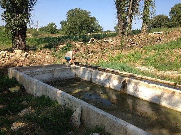 lavoir de romain