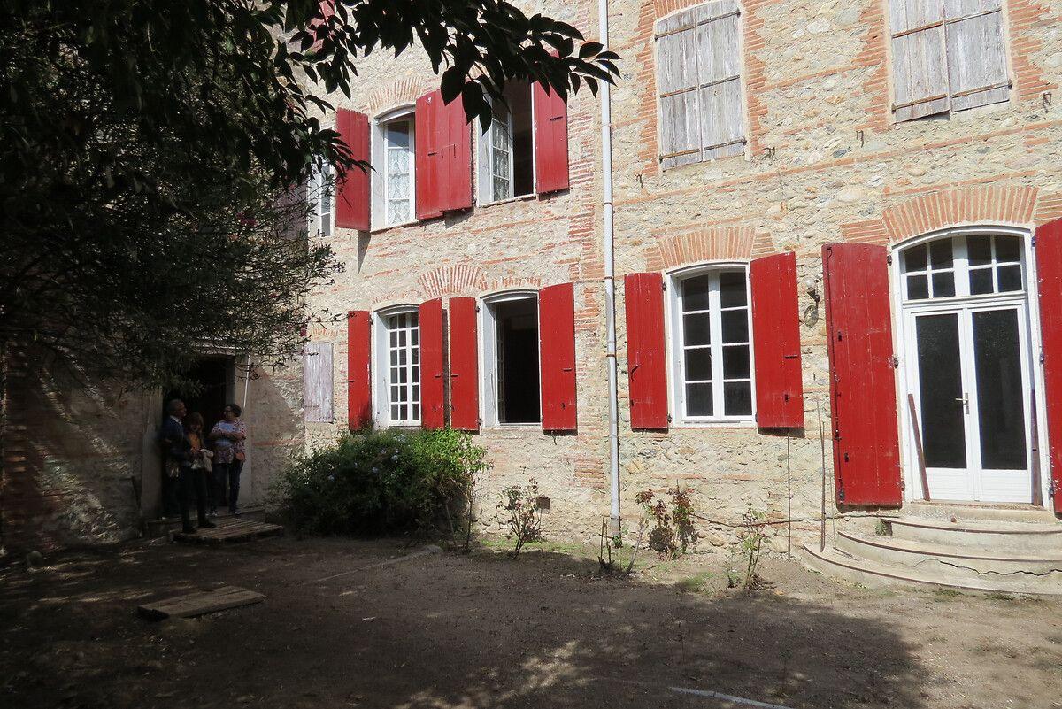 La maison d'Ax de Corneilla-la-rivière