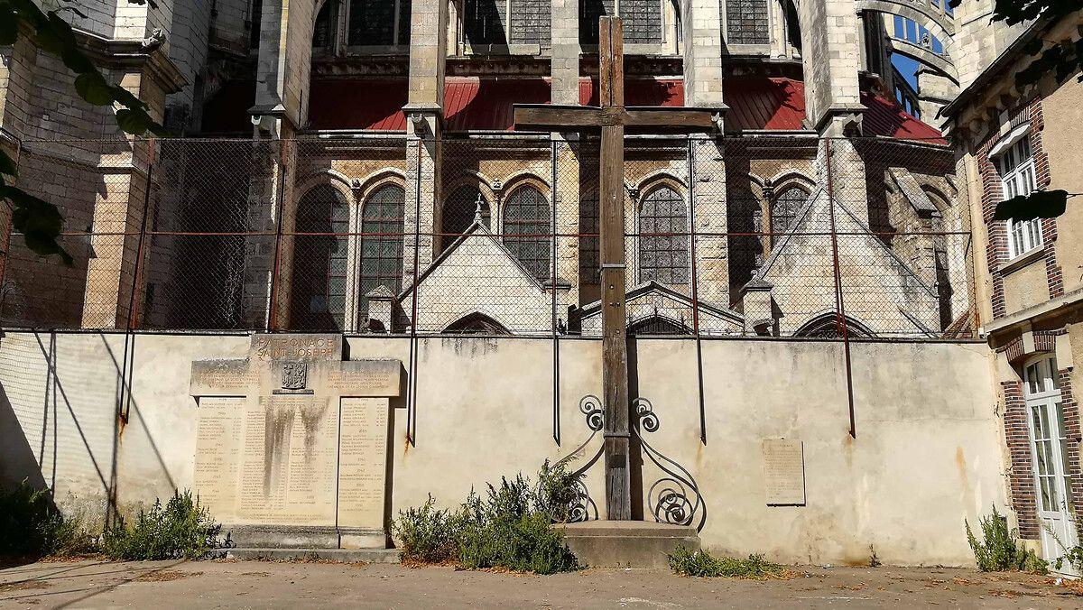 ancien chapitre de la cathédrale d'auxerre