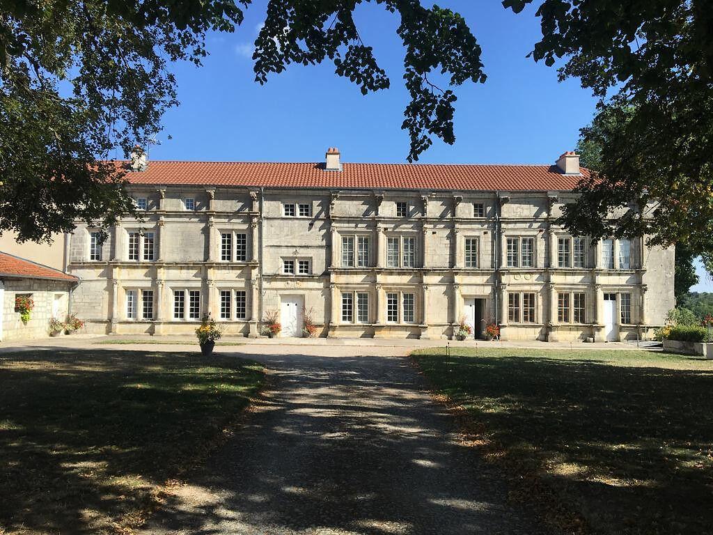 Château d'Etreval en Meurthe-et-Moselle