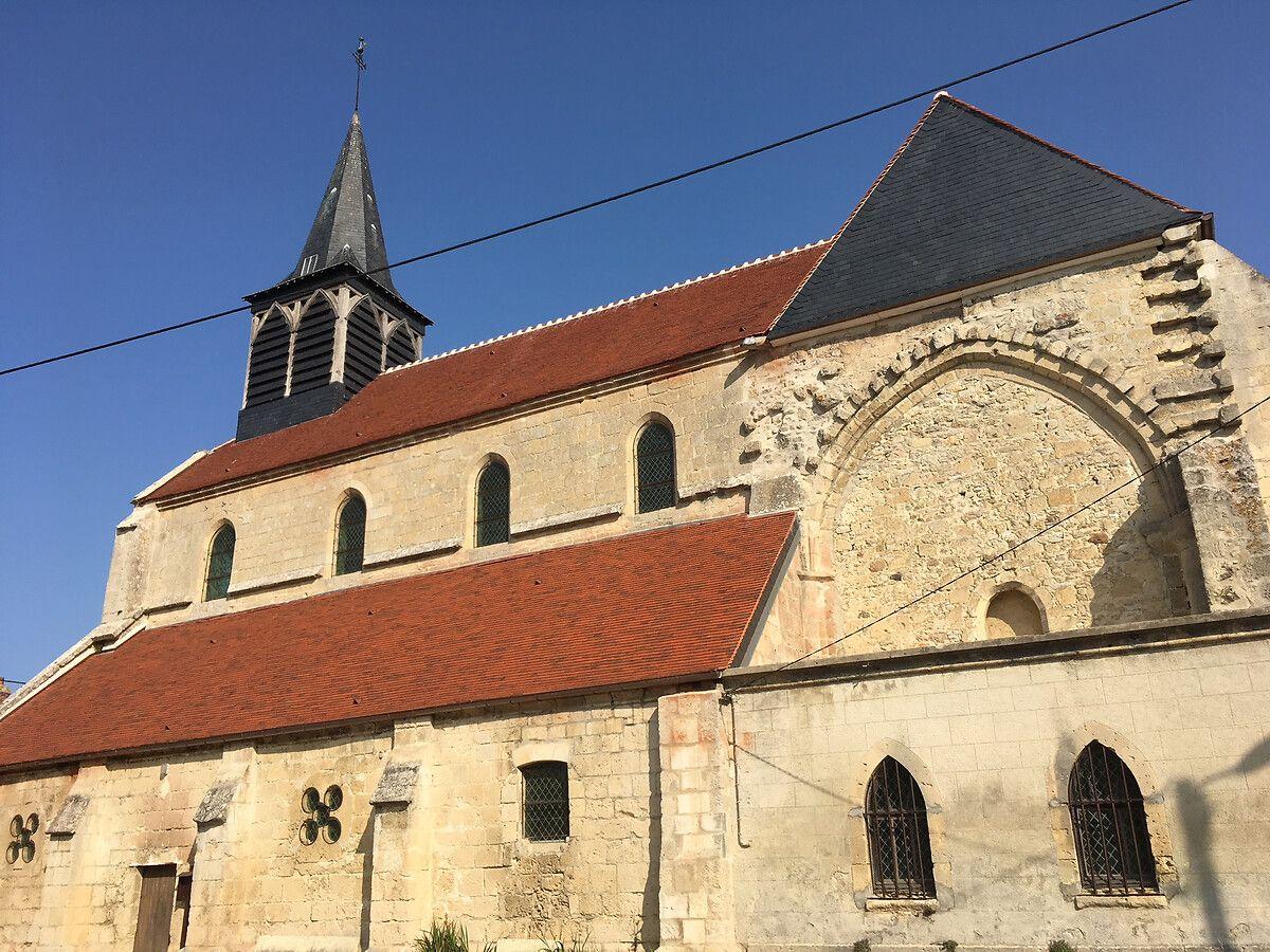 Eglise de Oeuilly