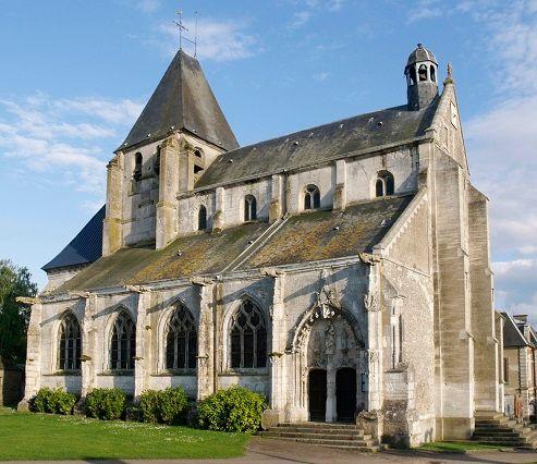 L'église Notre-Dame de Tourny (Vexin-sur-Epte)