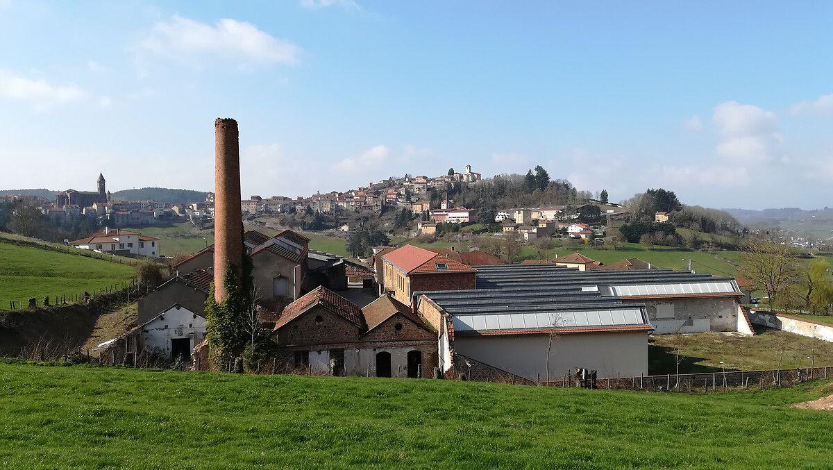Manufacture de couvertures et de molletons de Thizy-les-Bourgs