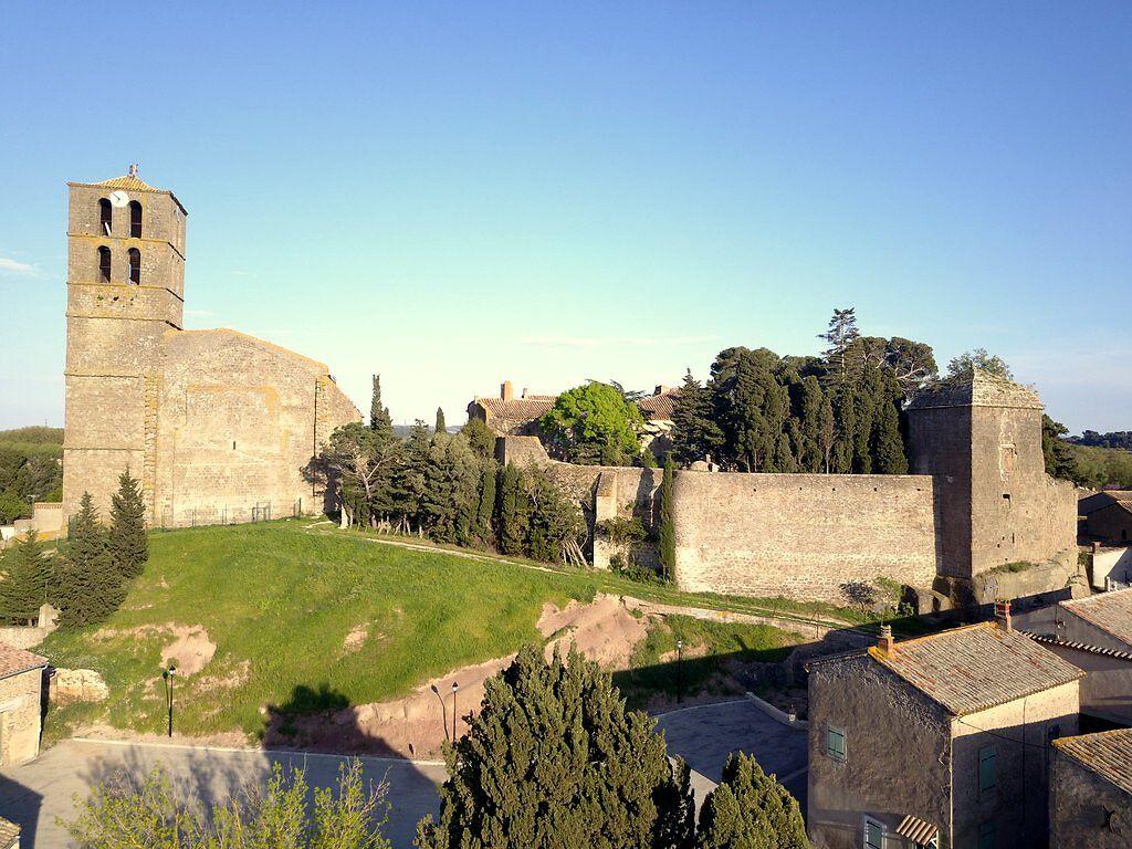 Le château de Puichéric