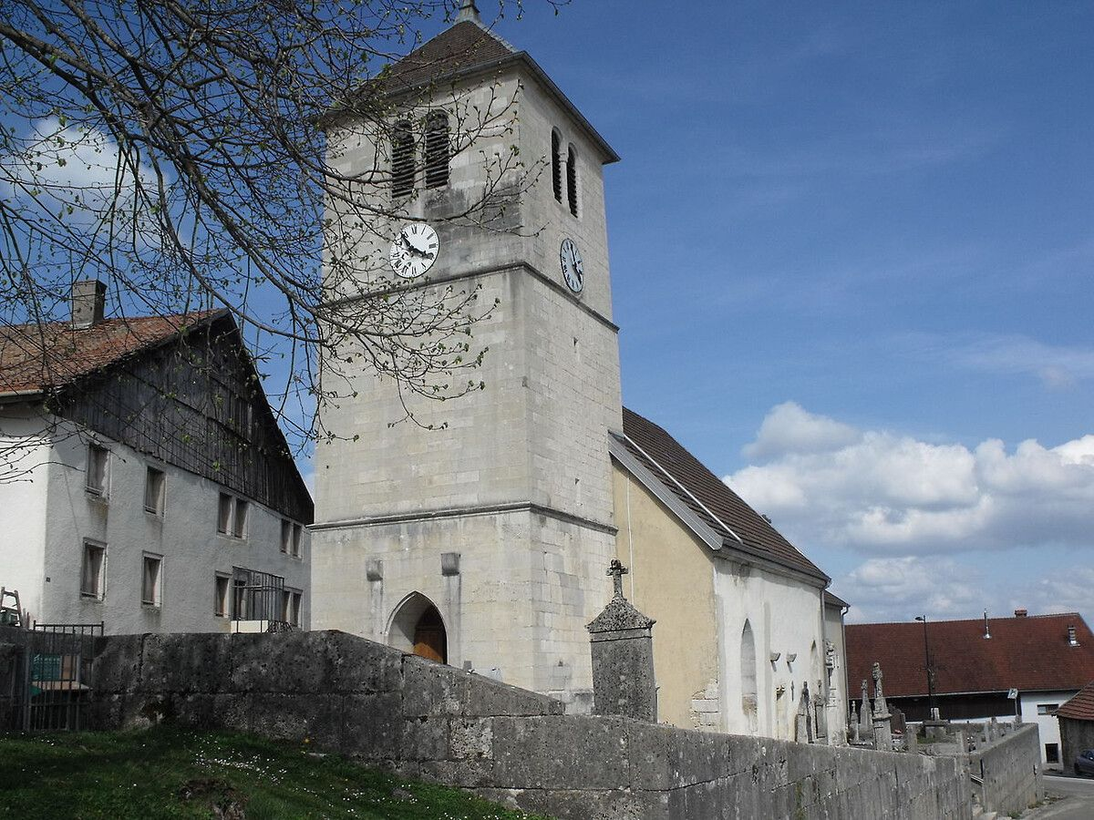 église de cernay-l'eglise