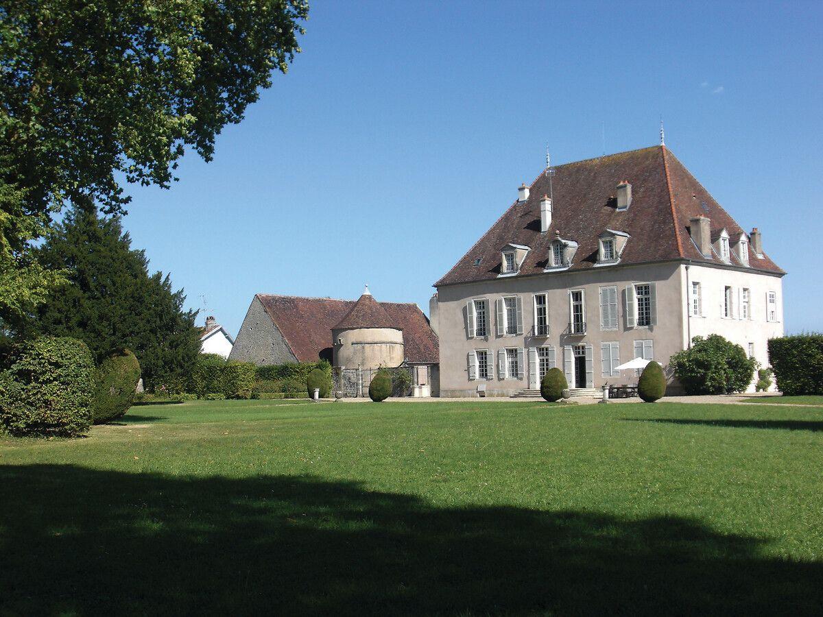 château de choisey