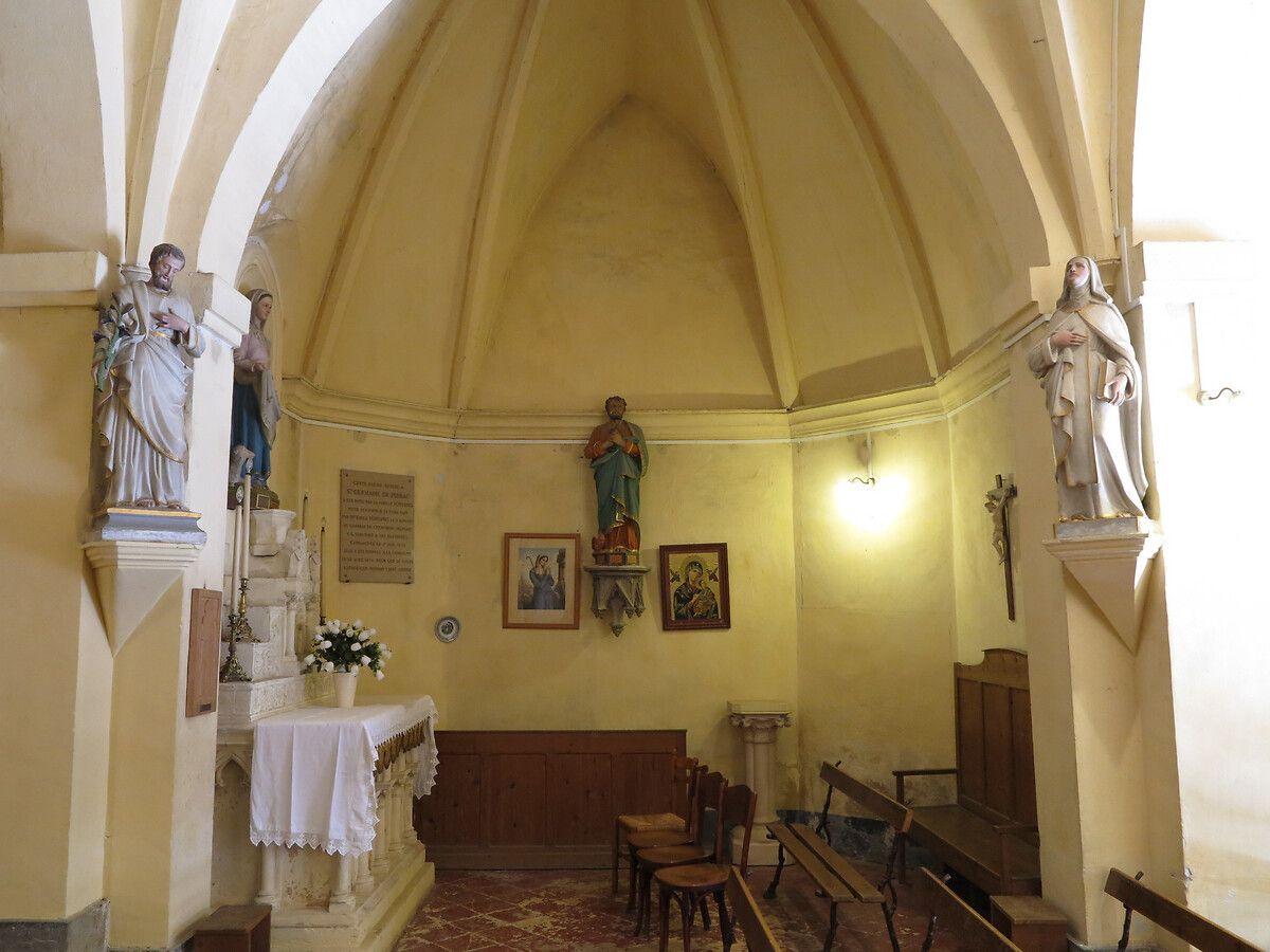Eglise Sainte-Germaine à Caves