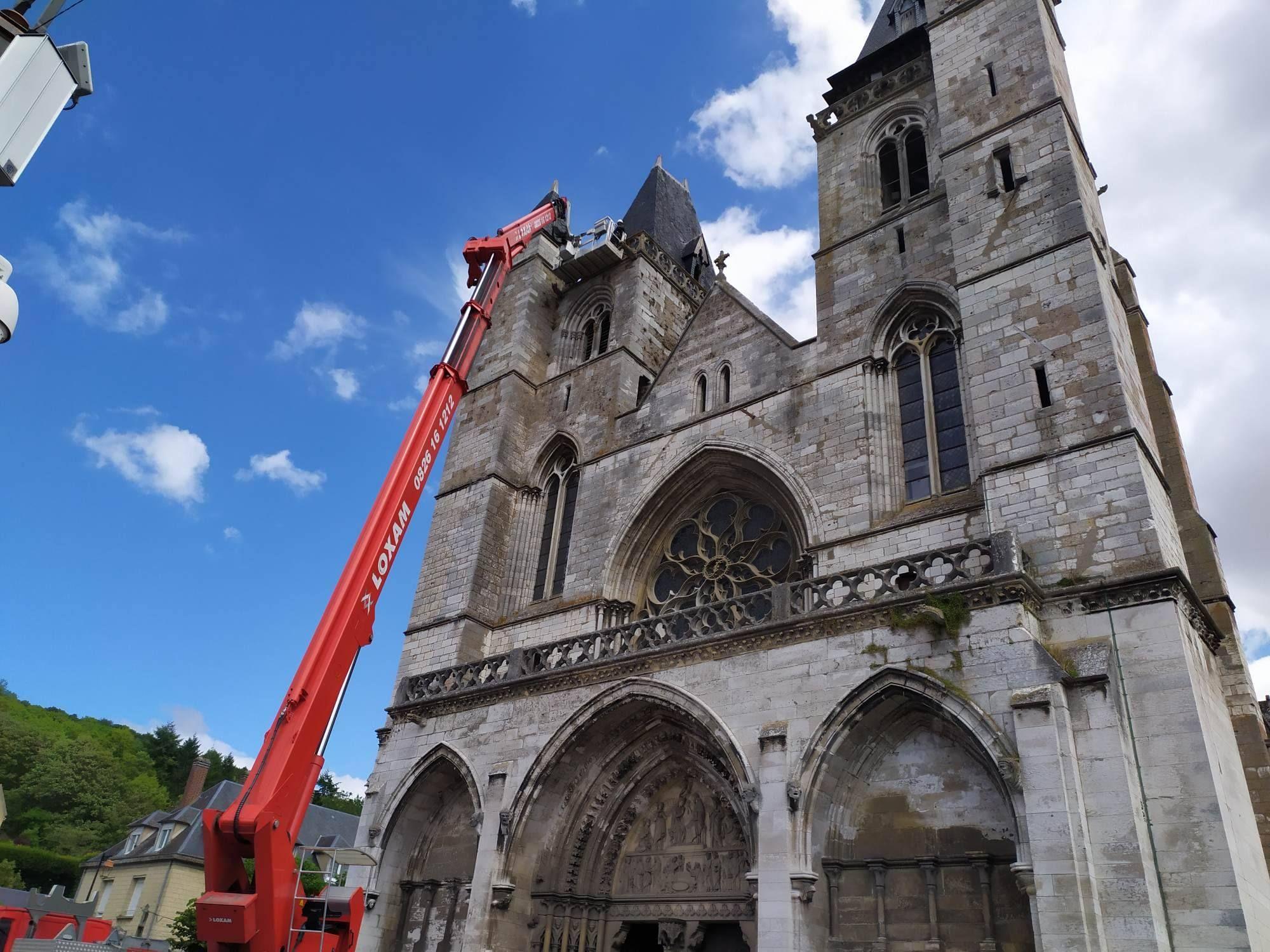 Collégiale Notre-Dame des Andelys