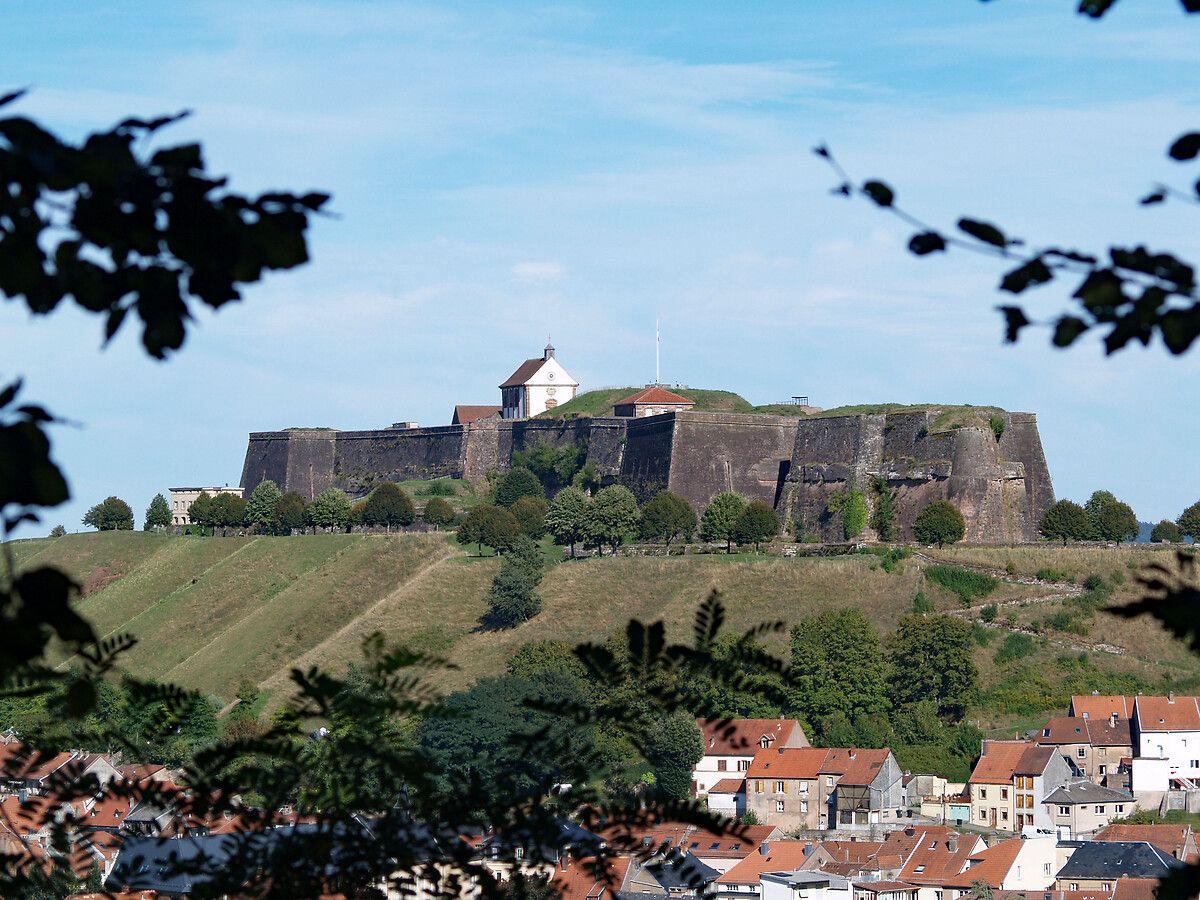 Citadelle de Bitche en Moselle