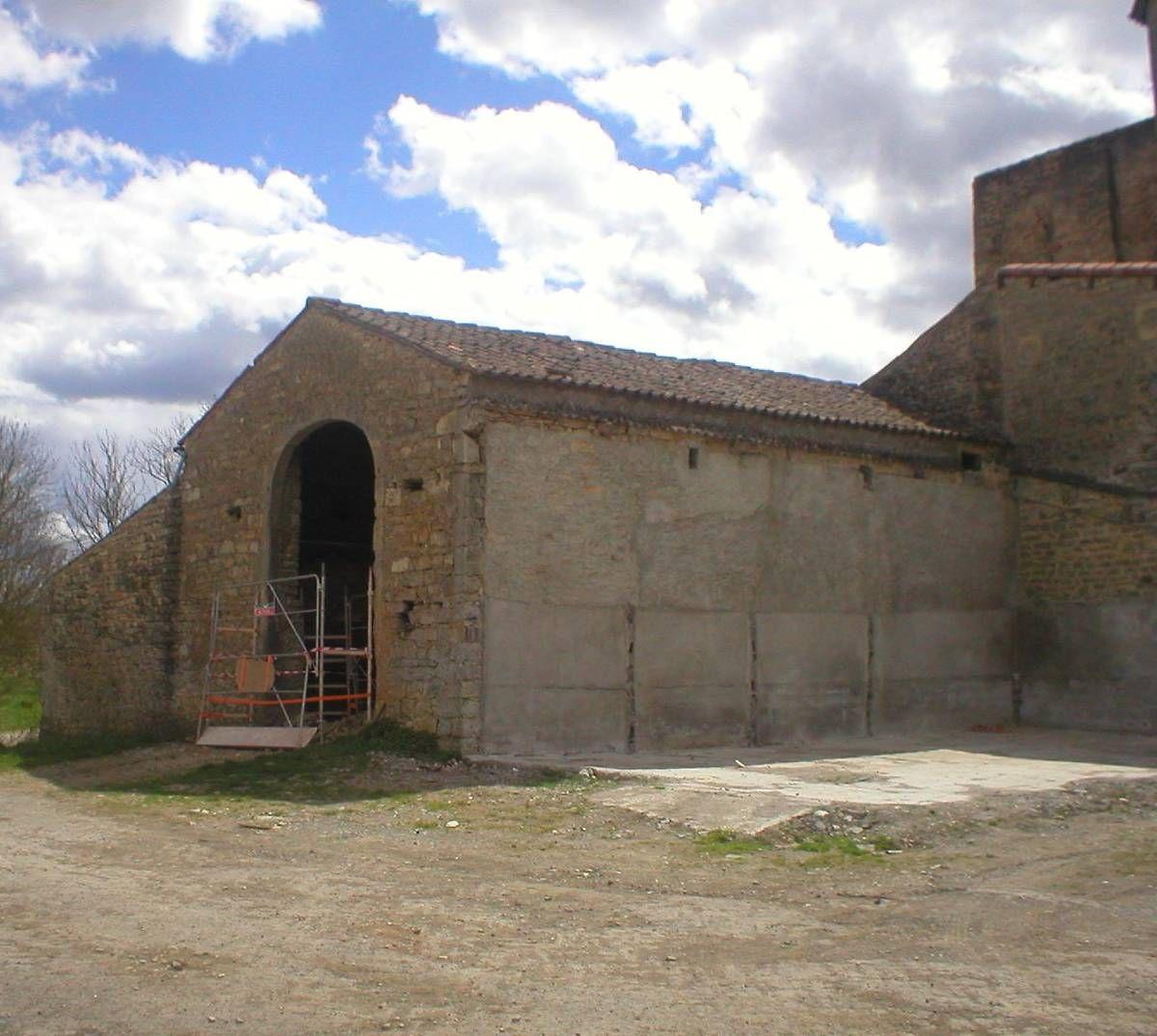 GRANGE DU CASTEL D'ALZAC
