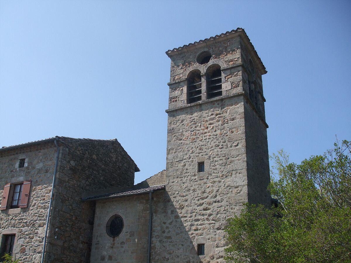 Eglise de Saint-Jean-Chambre