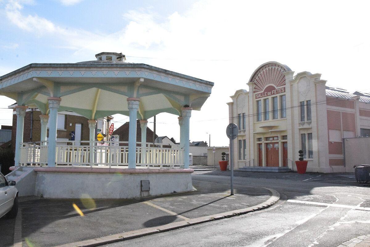 kiosque d'haillicourt