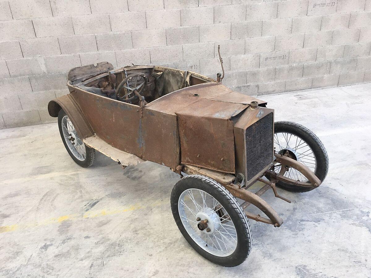 LA PANTHERE CYCLE CAR DE 1921