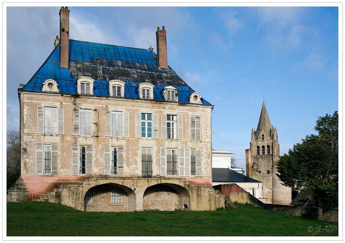 Château de Meung sur Loire : projet de restauration