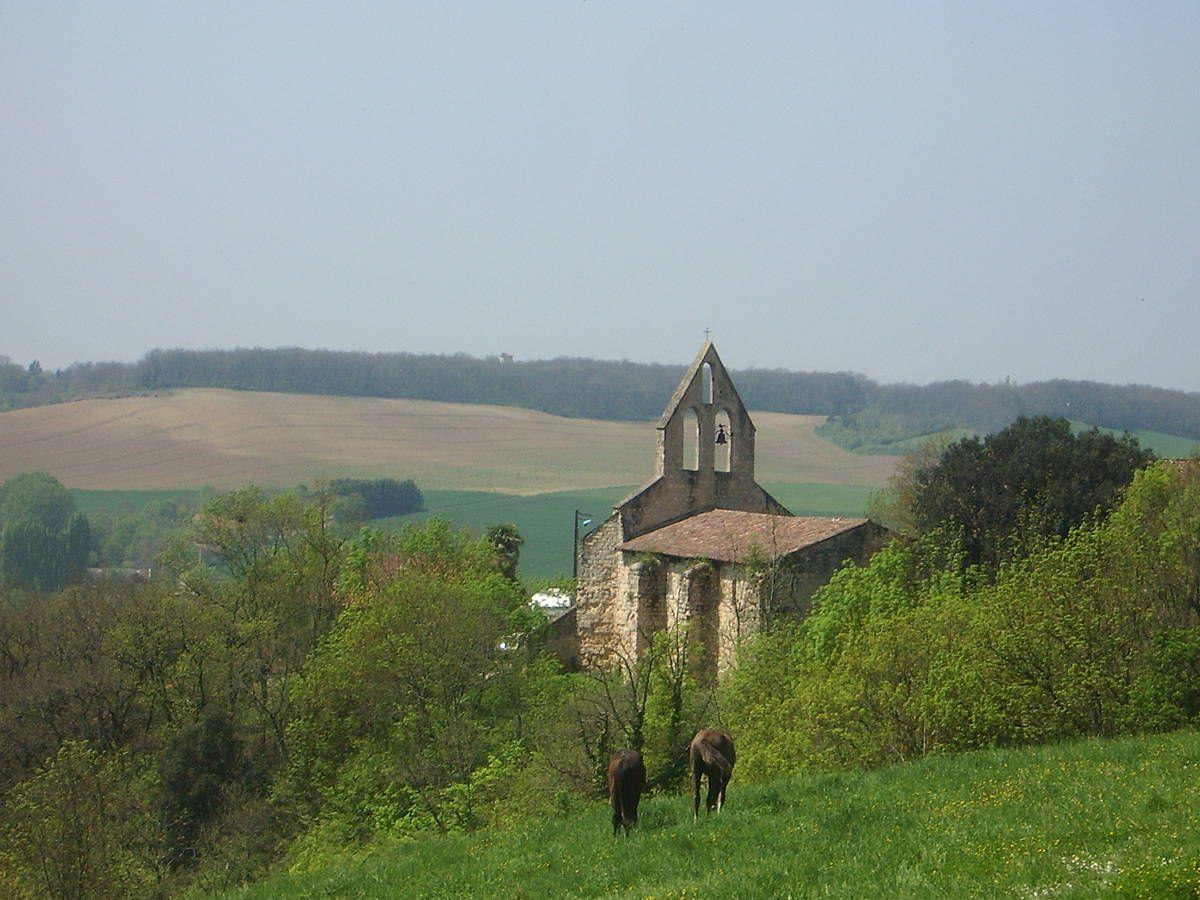 Église Saint-Blaise du Vieux Castéra