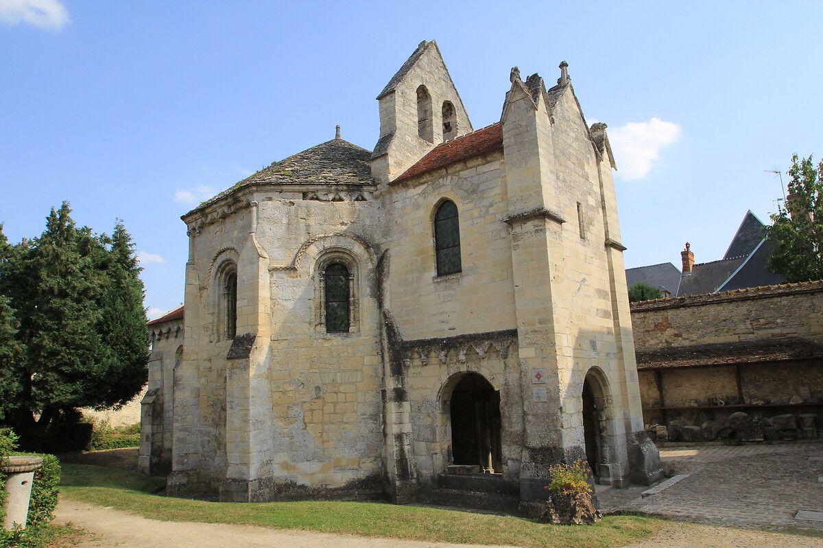 Chapelle des Templiers de Laon