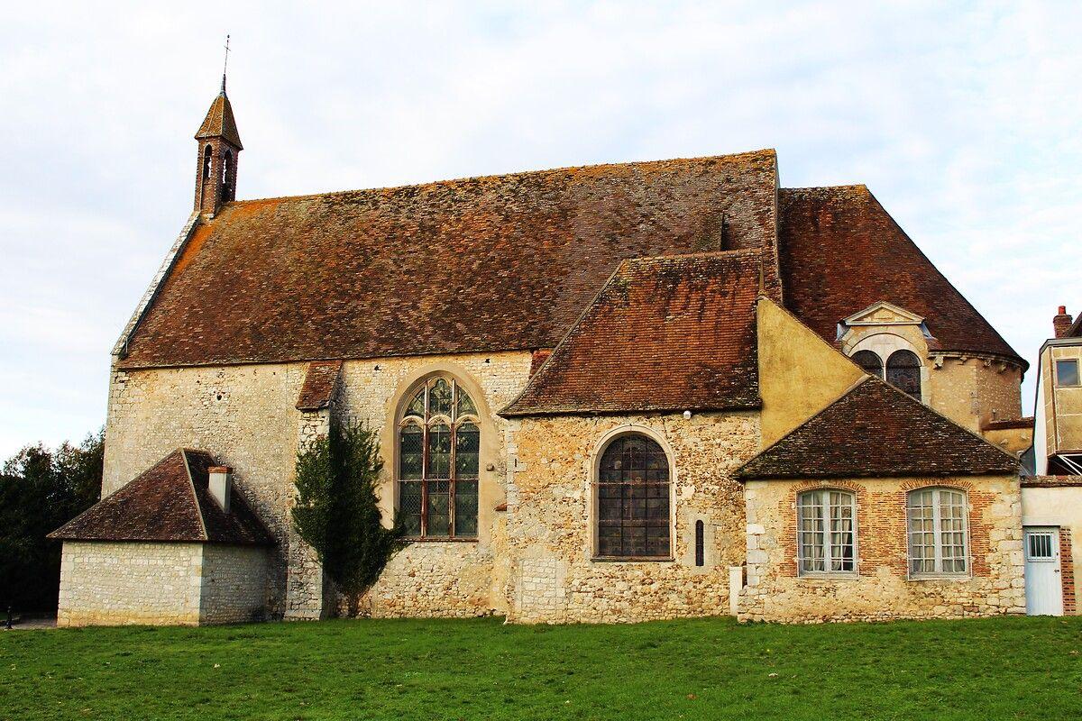 Eglise Notre-Dame de Bethléem de Ferrières
