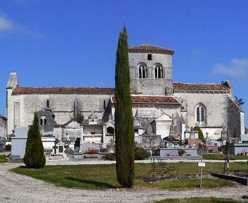 Eglise Saint-Pierre d'Ambleville