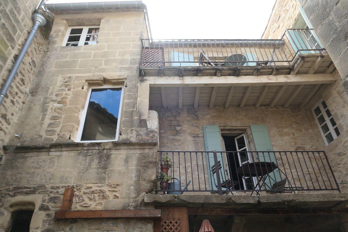 La maison à Serviers et Labaume