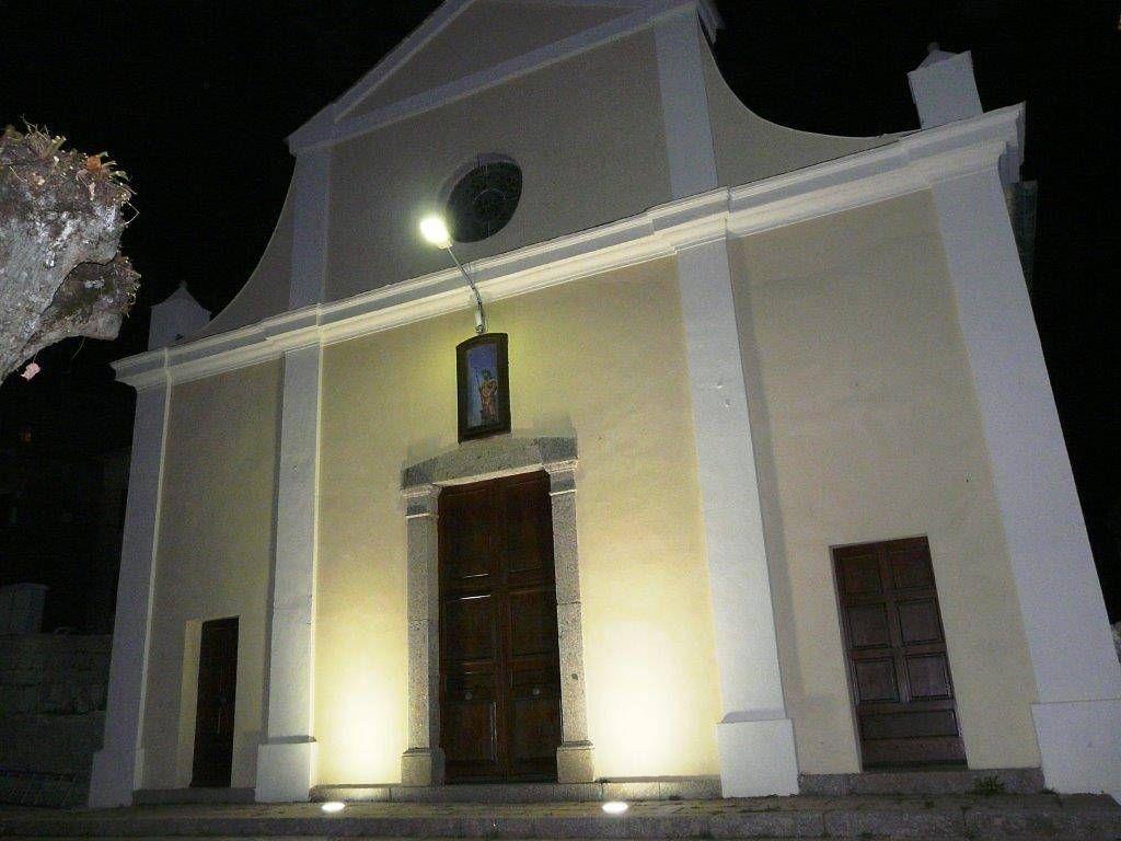 Eglise Saint-Roch de Letia