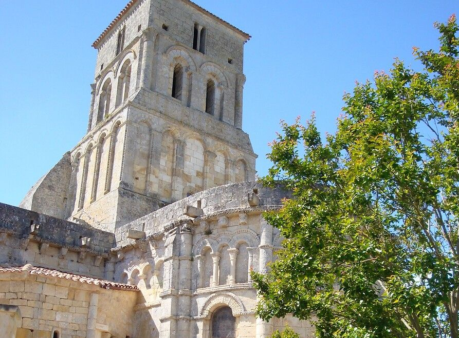 Eglise Saint-Pierre de Champagnolles