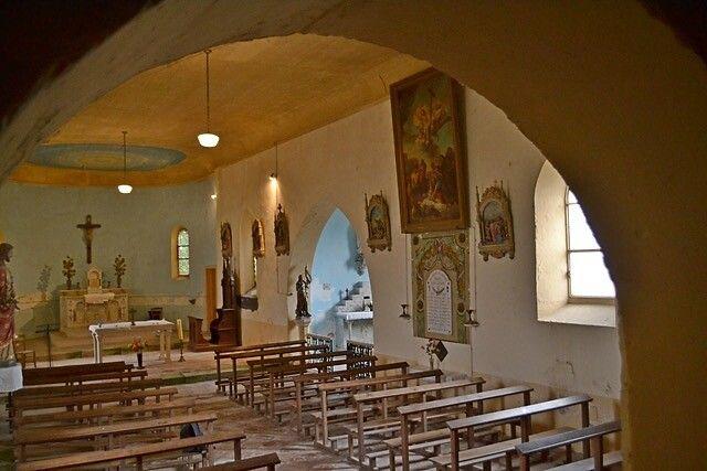 Eglise intérieure