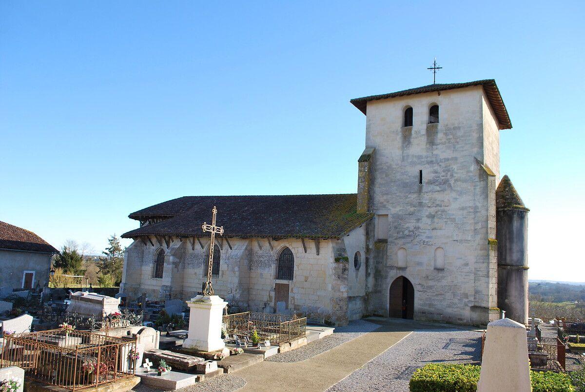 Église Saint-Pierre-de-Josse à Montfort