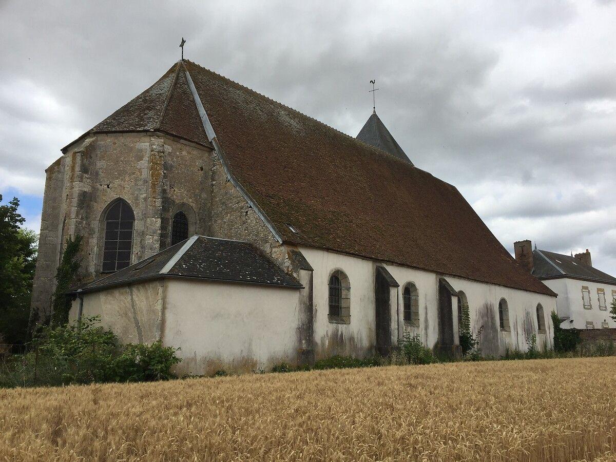 Eglise Saint-Denis de Nancray-sur-Rimarde