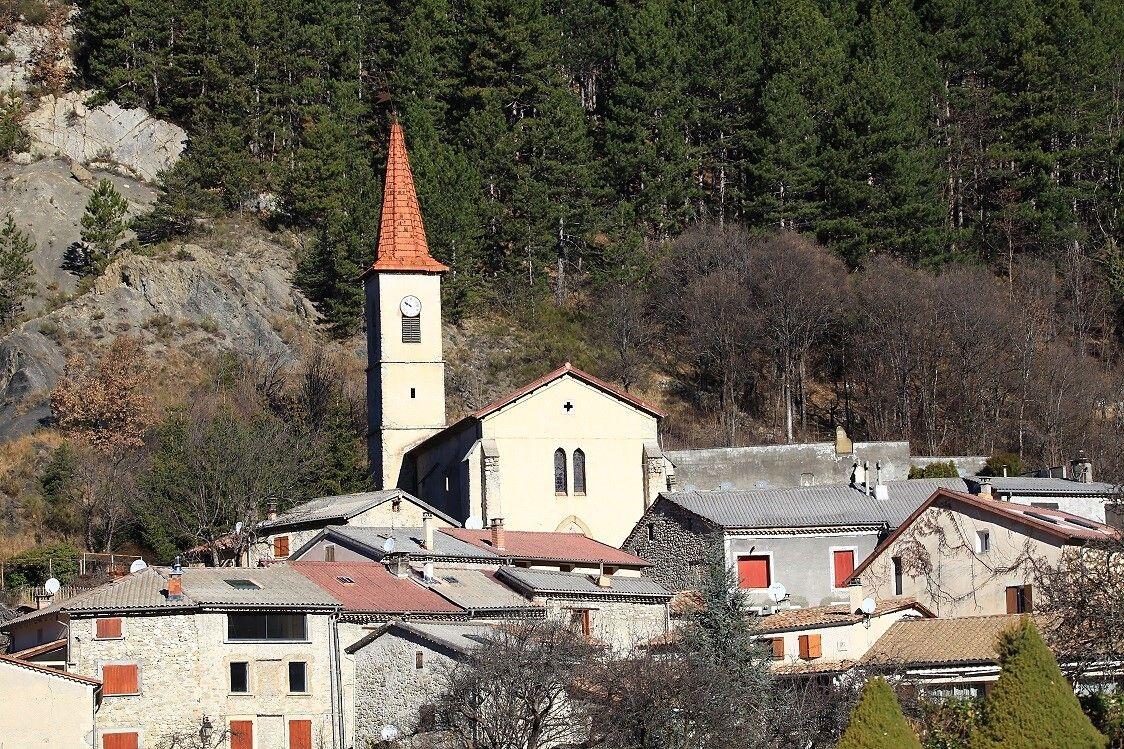 Église Sainte-Anne de Prads-Haute-Bléone