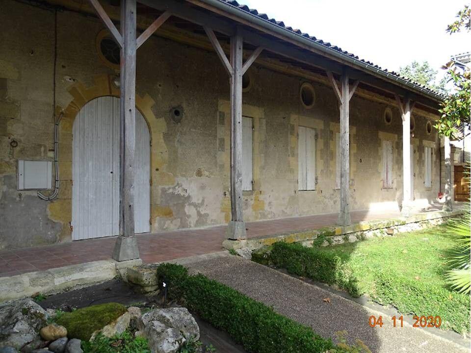 Aile Est de l'Hôtel de Ville de Villefranche de Lonchat