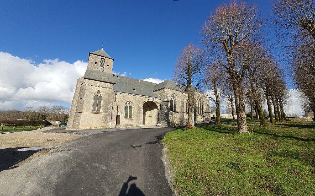 Eglise Notre-Dame de Bonne-Garde de Dun-sur-Meuse