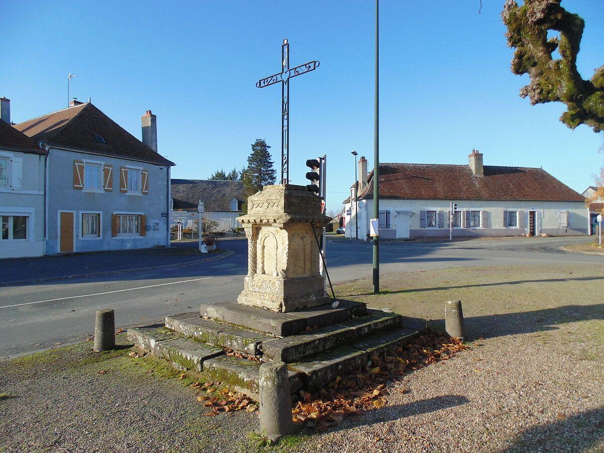 croix du bourg