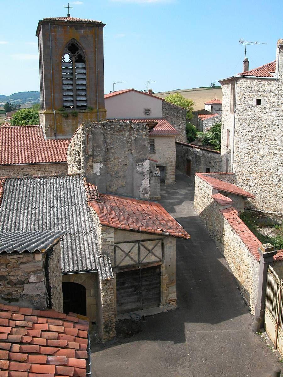 Eglise Saint-Martin de Chas