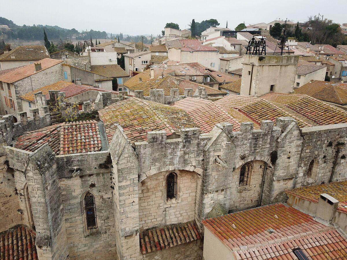 Eglise Saint Paul des Étangs de Peyriac-de-mer