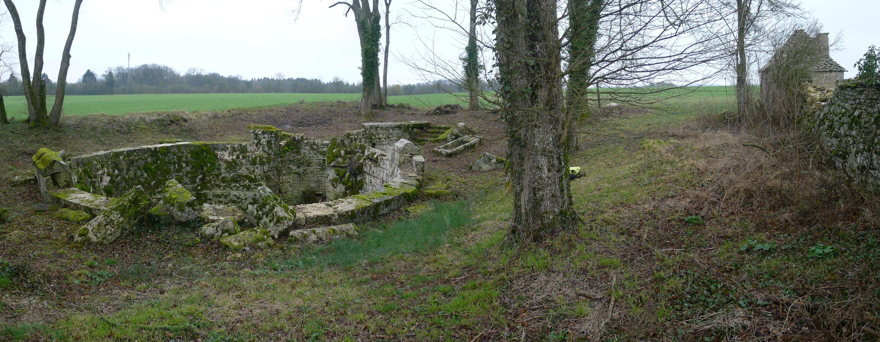 site de la fosse