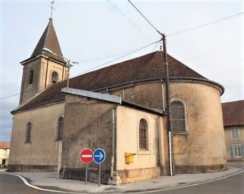 Eglise de l'Assomption à Pouilley-Français
