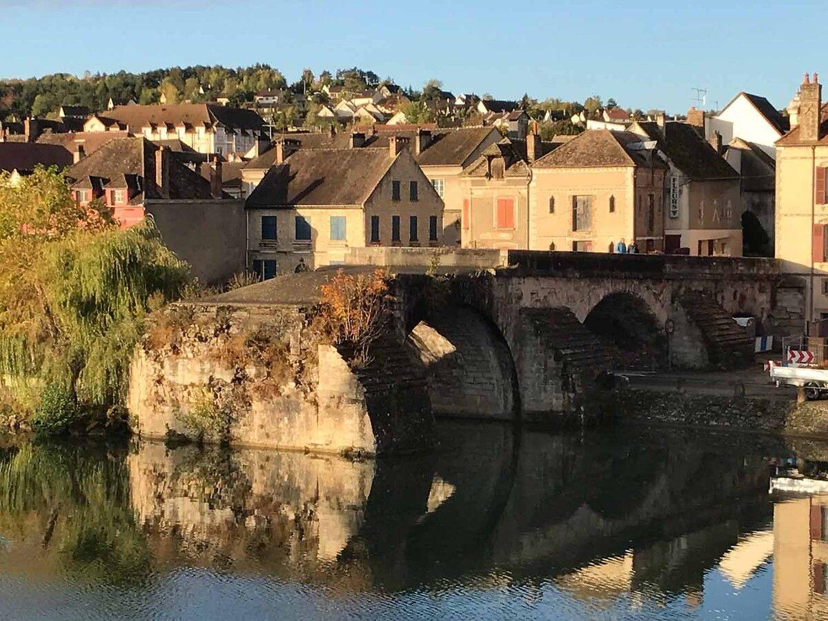 Vieux Pont à Pont-sur-Yonne