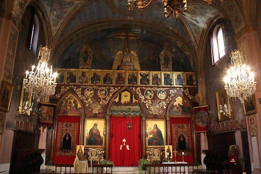 Eglise Saint-Nicolas de Myre à Marseille : projet de restauration