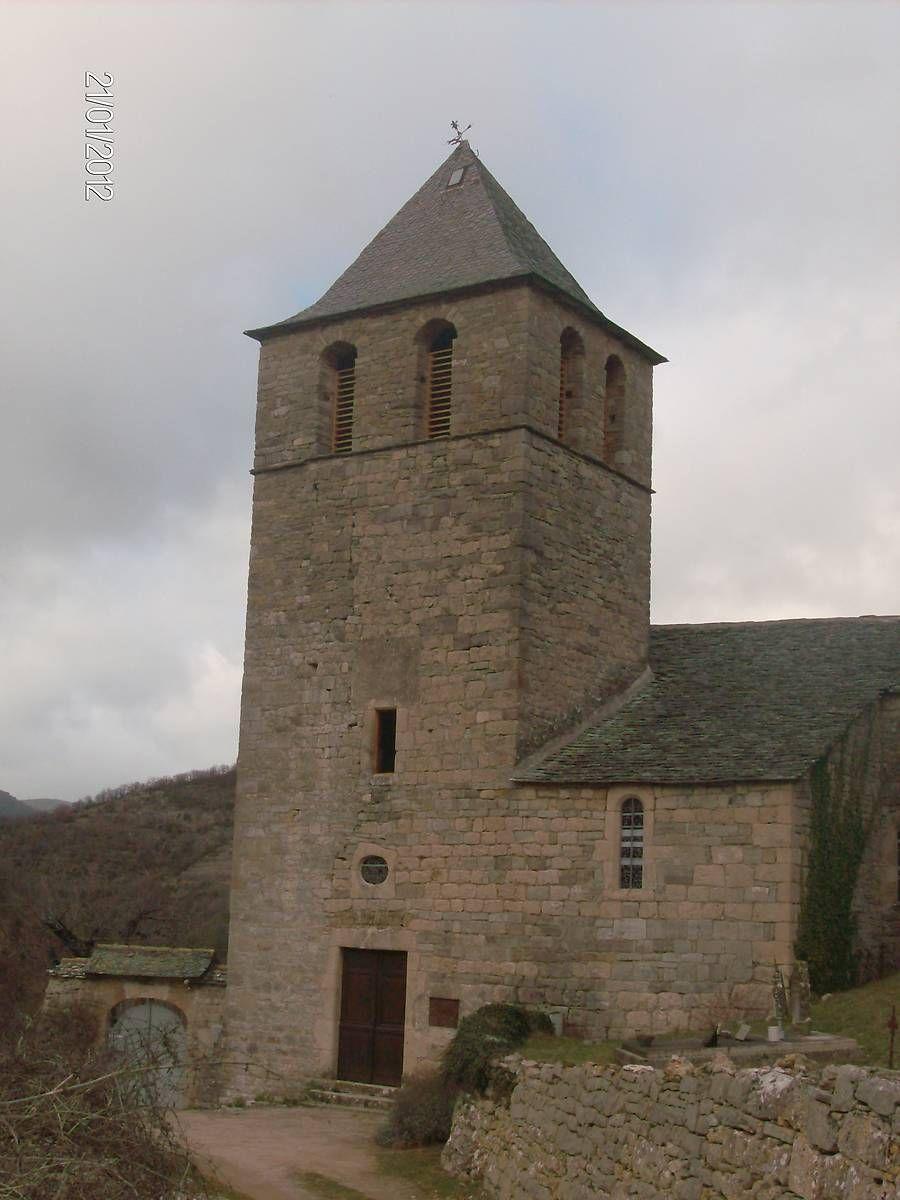 Eglise Notre-Dame-des-Treilles à Saint-Veran