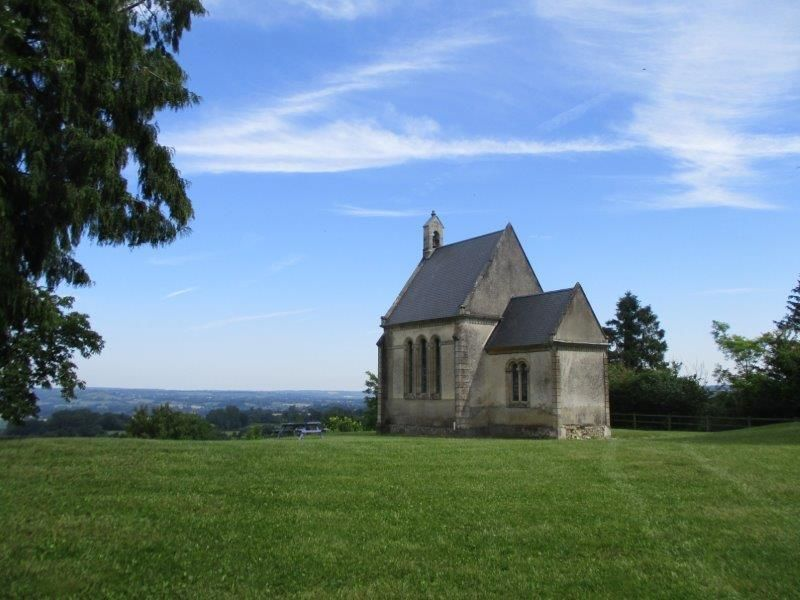 CHAPELLE SAINT GODEGRAND SAINTE OPPORTUNE A EXMES