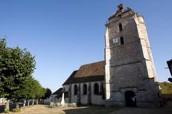 Mobilier de l'église du Boullay Thierry: projet de restauration