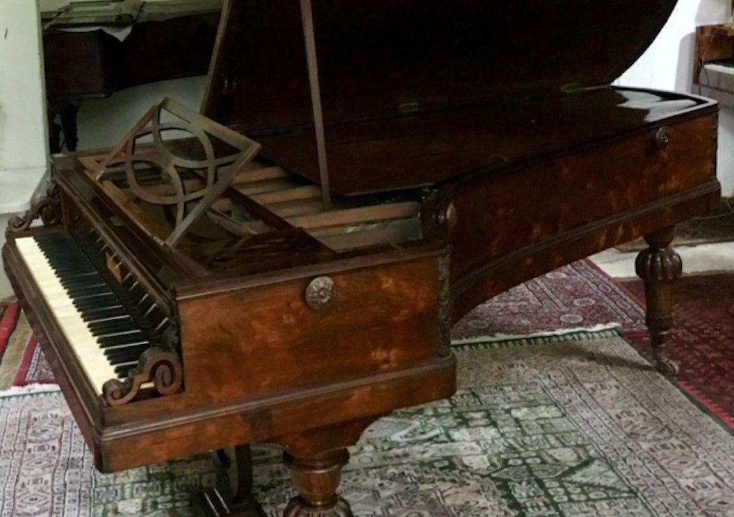 Piano Pleyel de 1844 : projet de restauration