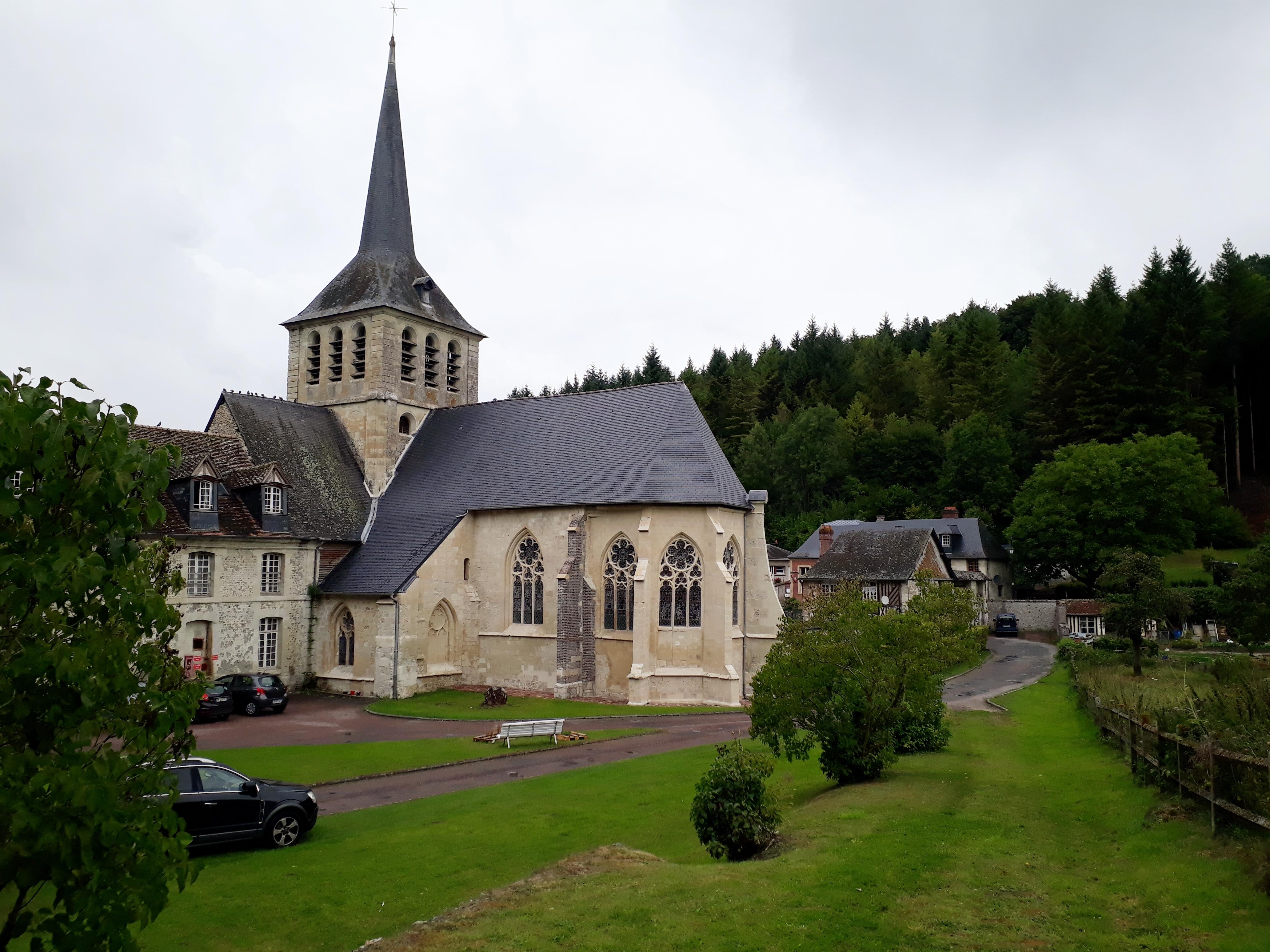 Eglise de Saint-Hymer