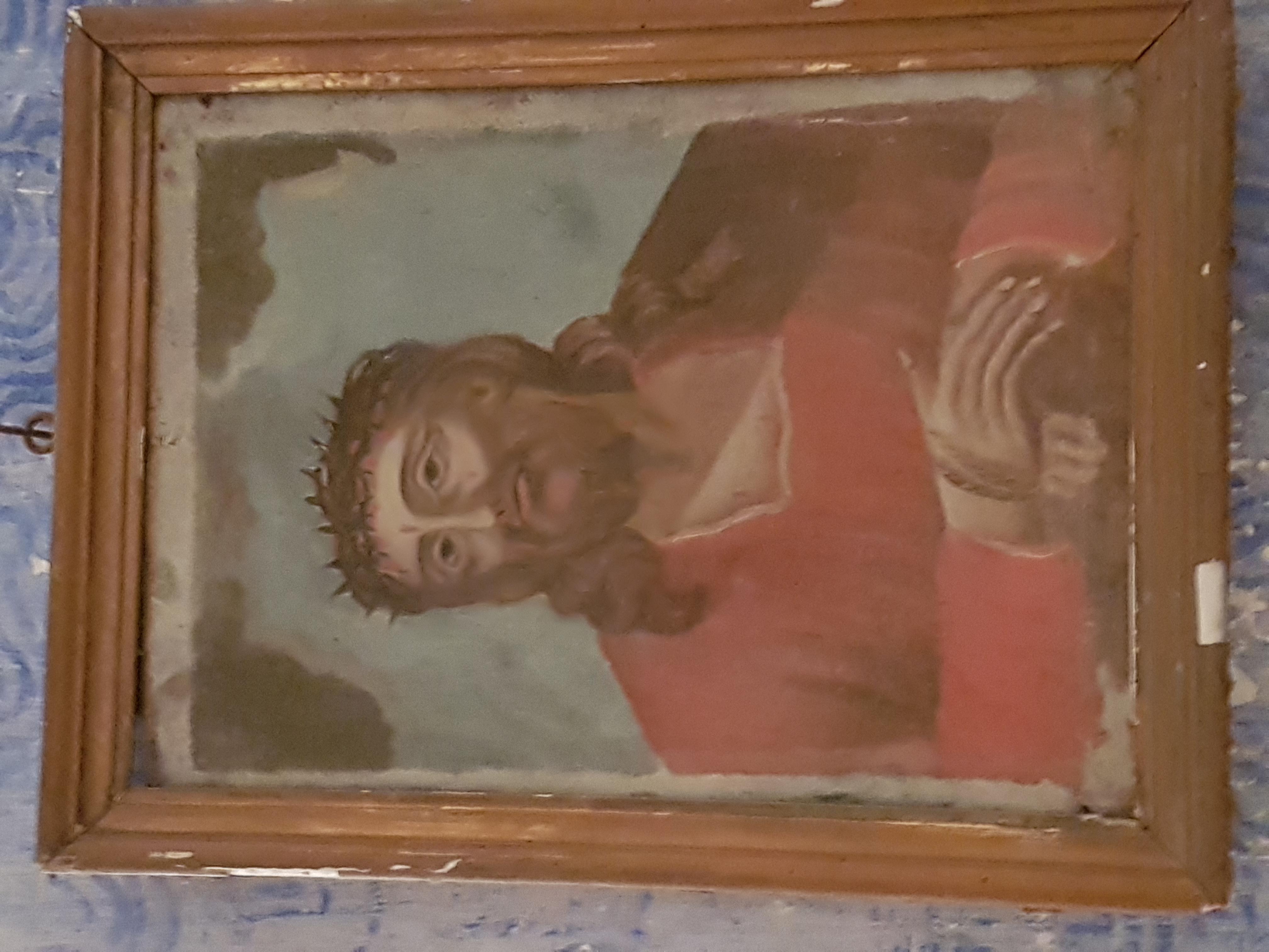 Tableaux de l'église de Penta-di-Casinca en Haute-Corse