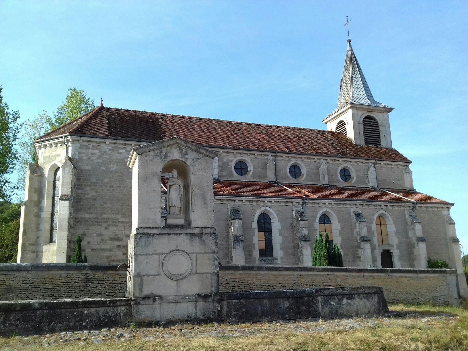 Eglise Saint-Claude de Ternat