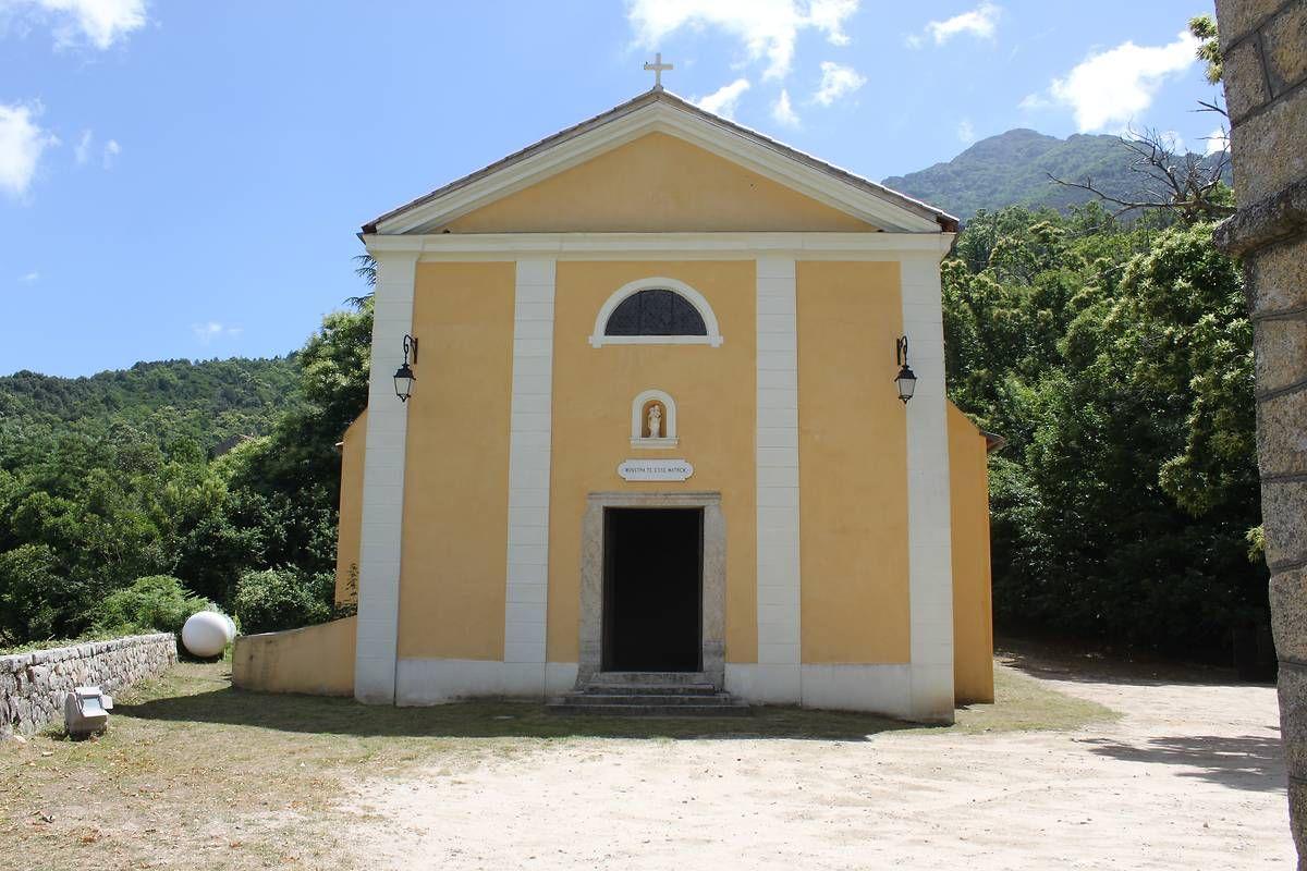 Eglise Sainte-Lucie de Bocognano