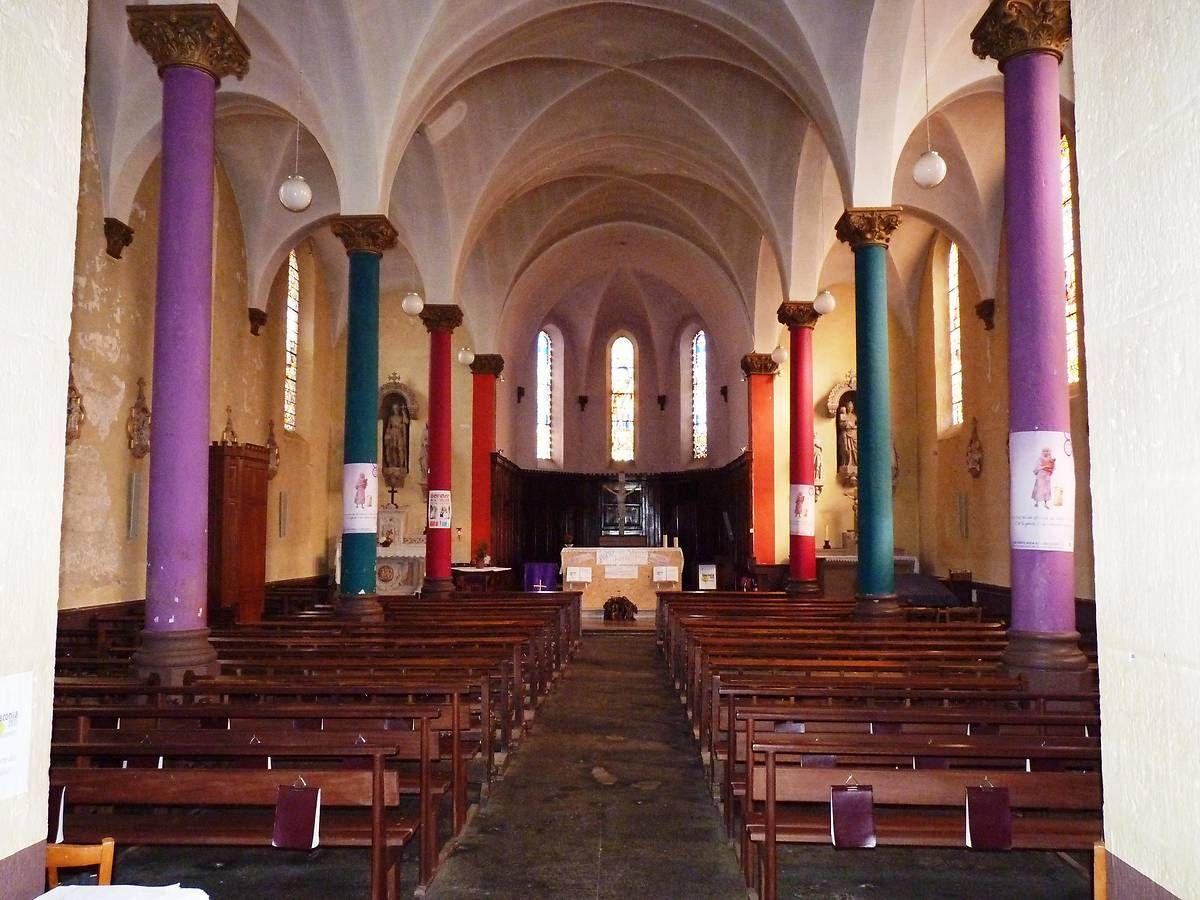Eglise de Marcenod